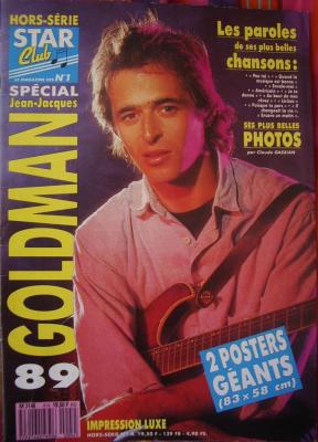 Star Club N°4, Spécial Jean-Jacques Goldman