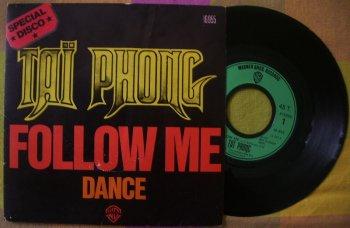 Vinyle 45 T de Taï Phong / 1977 • • • • • Vidéo: Midi Première 1977