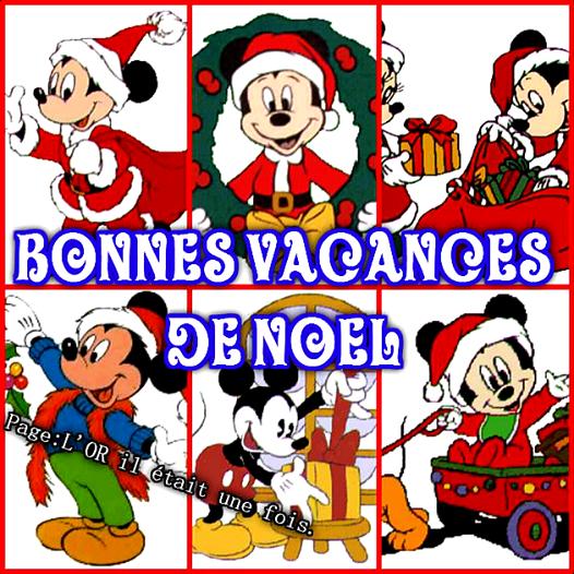 Bonne vacance!!^^