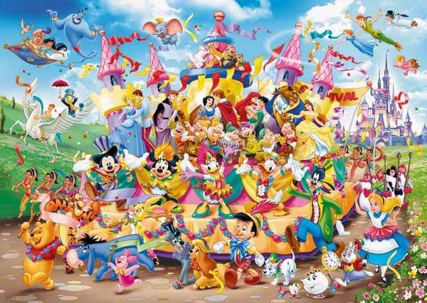 Disney carnaval mardi gras!