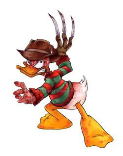 Donald freddy