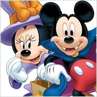 mickey et minnie!!!