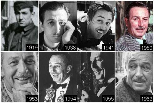 WALT DISNEY 1901-1966 115 ans de magie 1901-2016