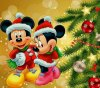 mickey et minnie!!!