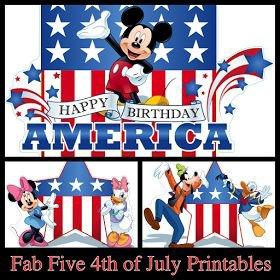 bonne fête nationale aux américain des USA