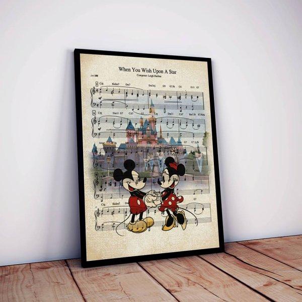 Disney fête de la musique