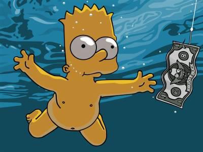 Blog de fefenedved foot - Bart simpson nu ...