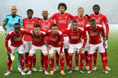 l'équipe officielle 2011-2012