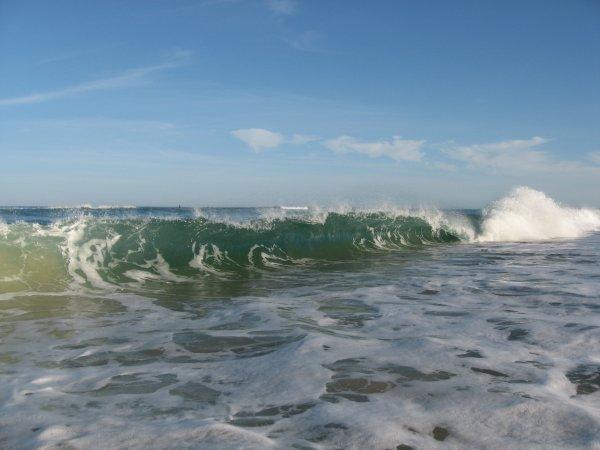 Shore-break