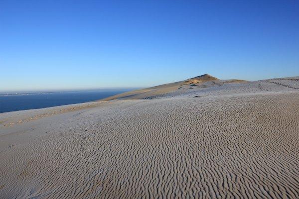 La Dune givrée