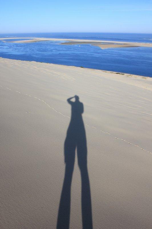 Je ne suis que l'ombre de moi-même !