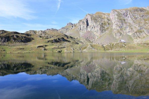 Un classique : le tour des lacs Ayous
