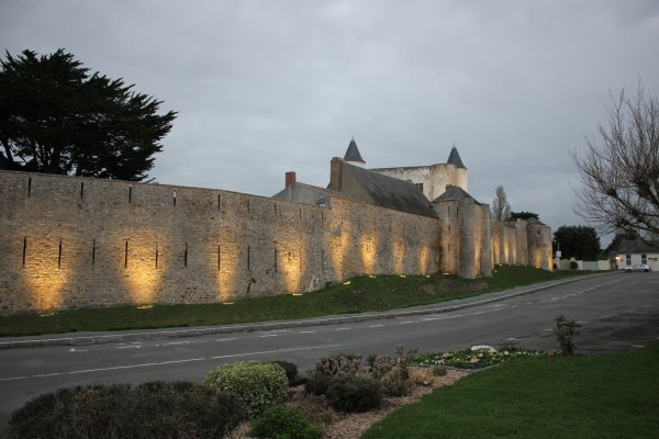 Noirmoutier : le chateau