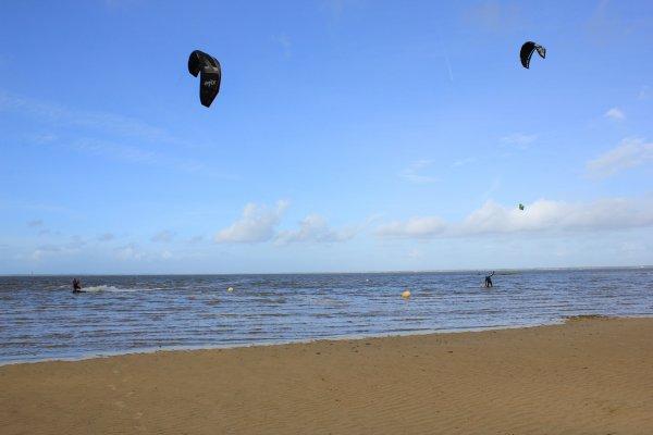 Un temps pour les kites
