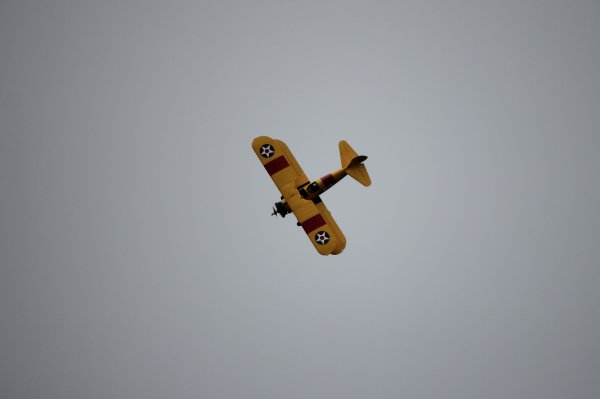 Flying spirit - Stearman