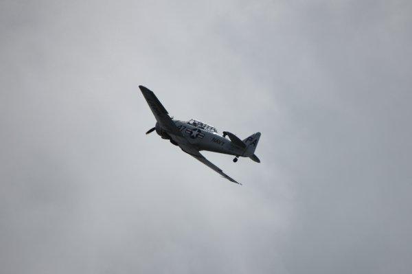 Flying spirit - T6