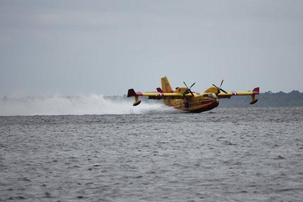 Flying spirit - canadair
