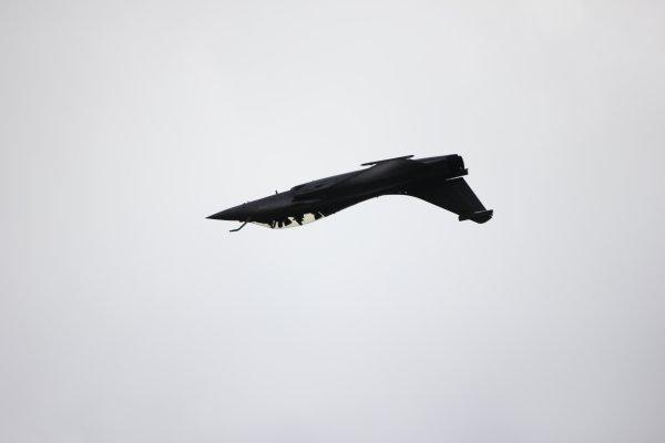 Flying spirit - fin