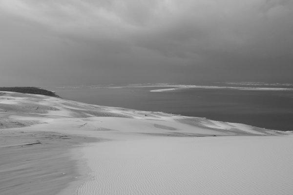 Temps gris = noir&blanc