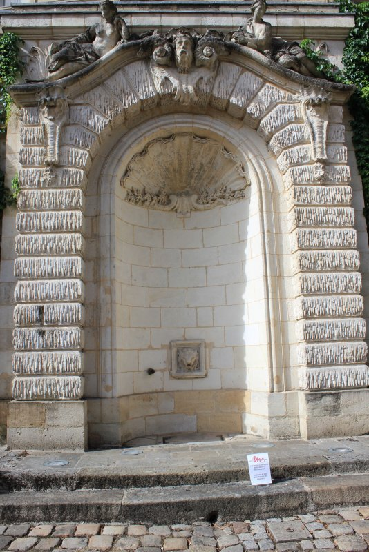 La fontaine à congélations