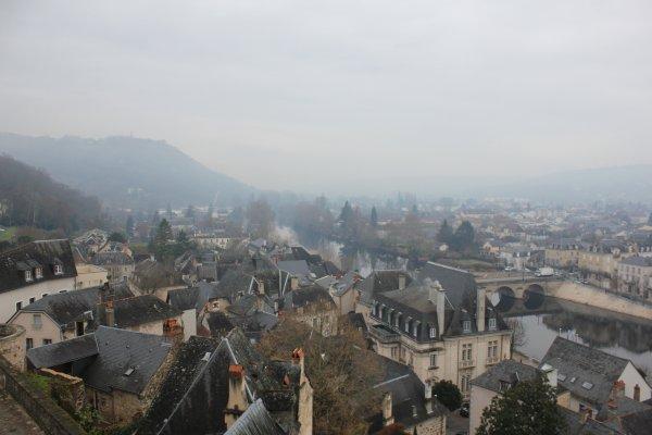 Terrasson...le brouillard
