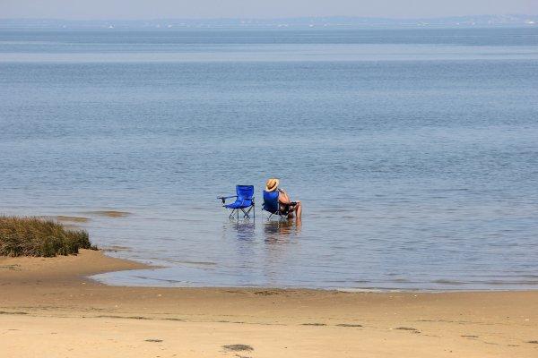 La marée monte...au cas où vous n'auriez pas remarqué !