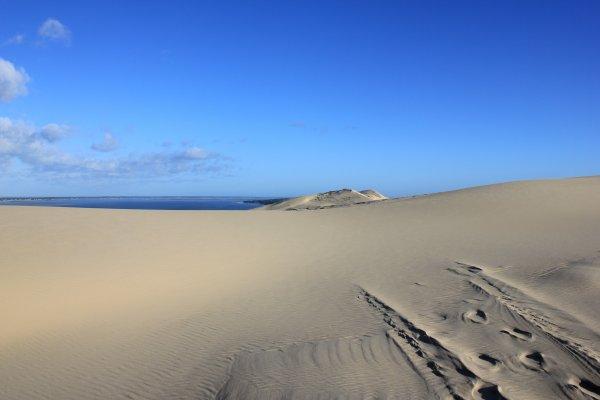 La Dune, dimanche matin.
