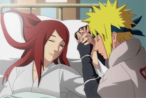 Naruto shippuden episode ou il rencontre sa mere. La datation.