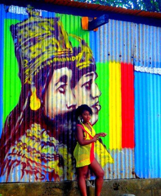 Rastafari (Yy)