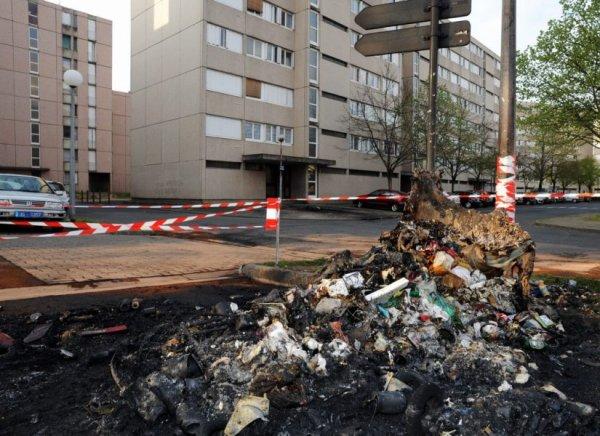 Albi. 7 voitures brûlées dans les quartiers