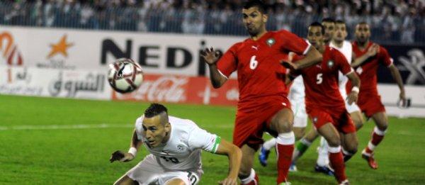 Le match Algérie-Maroc dégénère en France