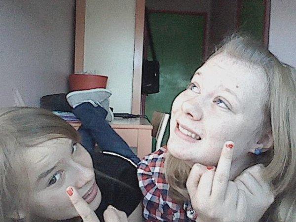 Julie & moi