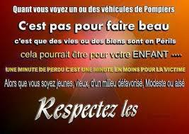 iL FAUT LES RESPECTER CAR iL SONT TOUJOURS LA POUR NOUS
