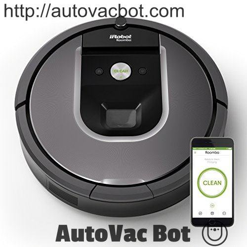 Amazing iRobot Roomba 960 Plaza Alam Sentral