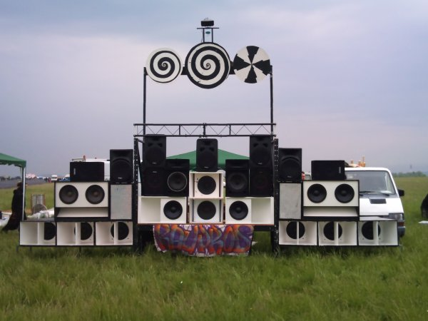 Noise Festival Ekleptik: Kauprod / Darkoss / Flycore