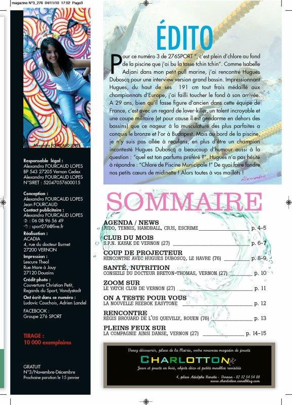 276SPORT N°3  page 3