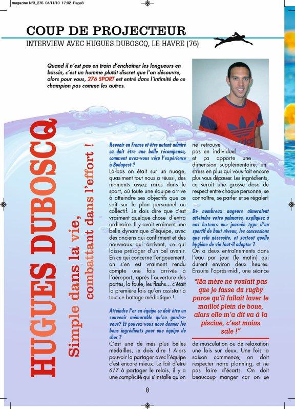 276SPORT N°3  page 8