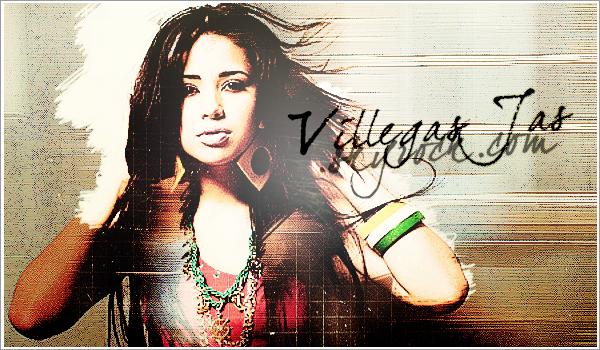 ● ● Bienvenue sur Villegas-Jas, ta source sur la belle et talentueuse Jasmine Villegas