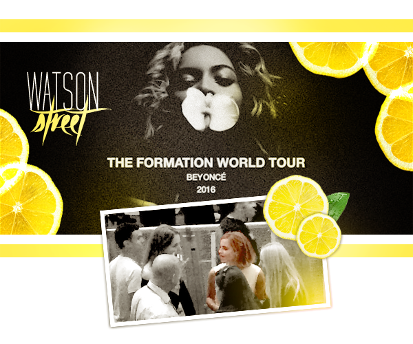 . Formation World Tour  .