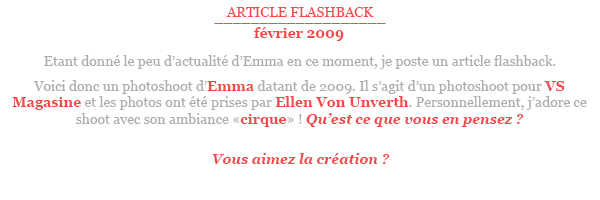 . Emma Circus  .