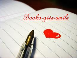 Books give smile =)