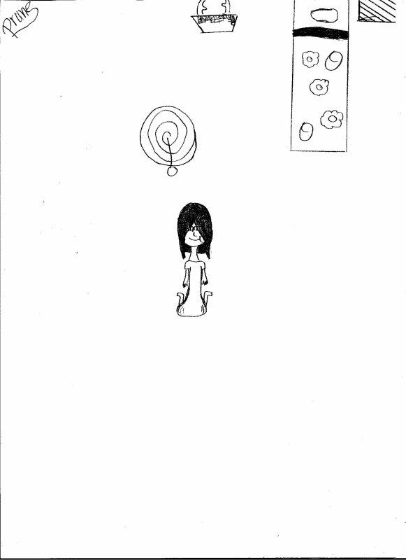 la petite fille / the little girl