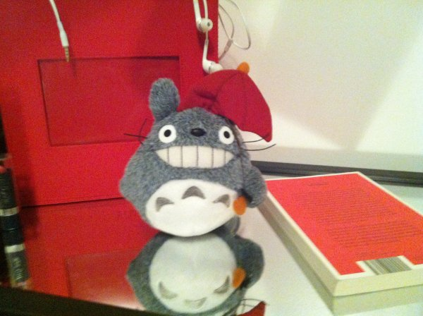 All I want for Christmas is... TOTORO! ❤