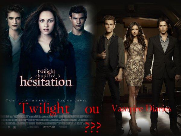 Twht ou Vampire diaries??