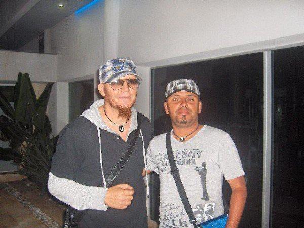 moi et bilal.......31-07-2011.......02h30 matin a l hotel samir mohamedia