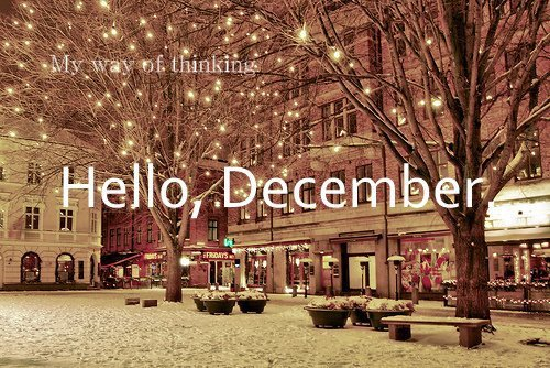 All I want for chistmas is Youu ♥