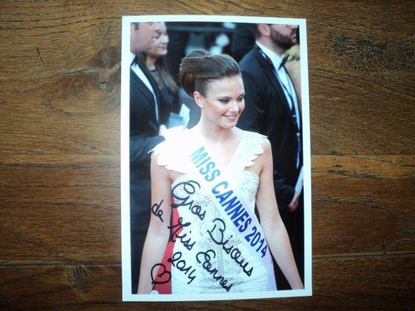 Léanna Ferrero -Miss Cannes 2014 et qualifier à l'élection Miss Côte d'Azur 2014