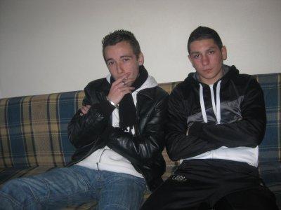 Mon frere et obryan :)
