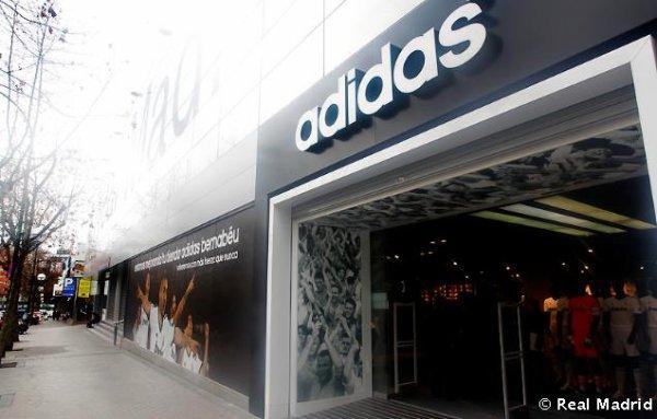 boutique adidas madrid