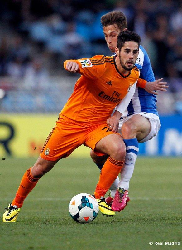 Real Madrid 4-0 Real Sociedad !